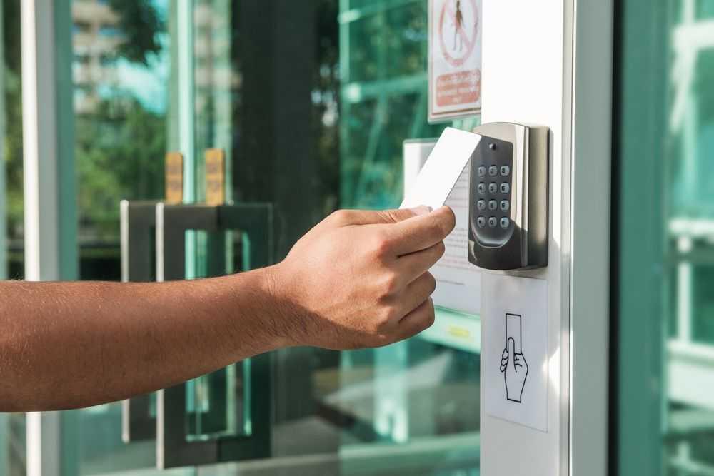 Controle de acesso para prédio