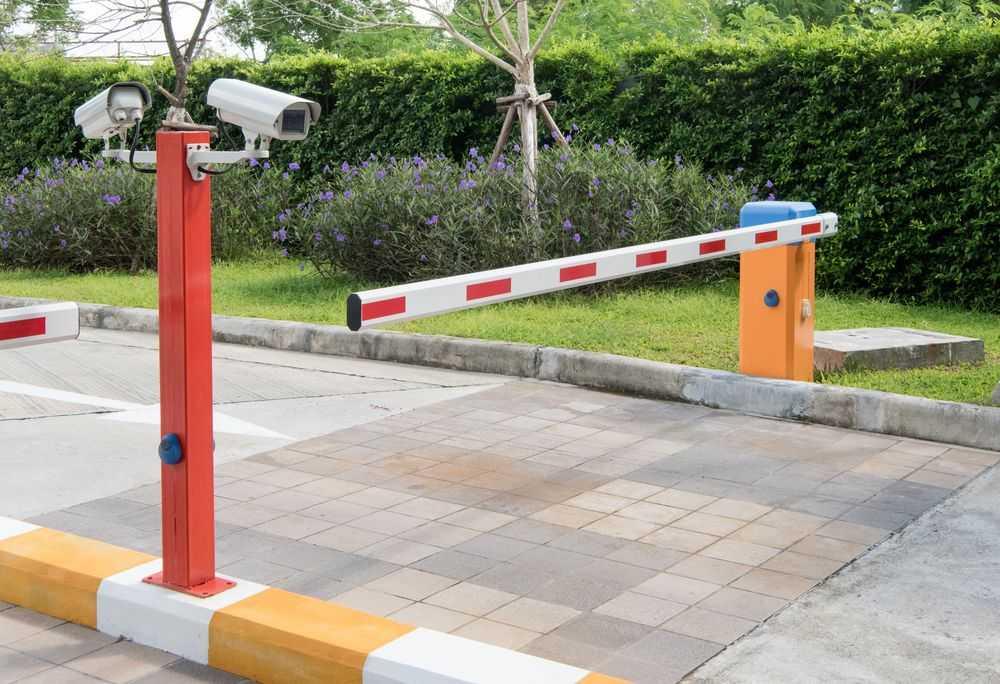 Sistema de segurança para condomínio residencial
