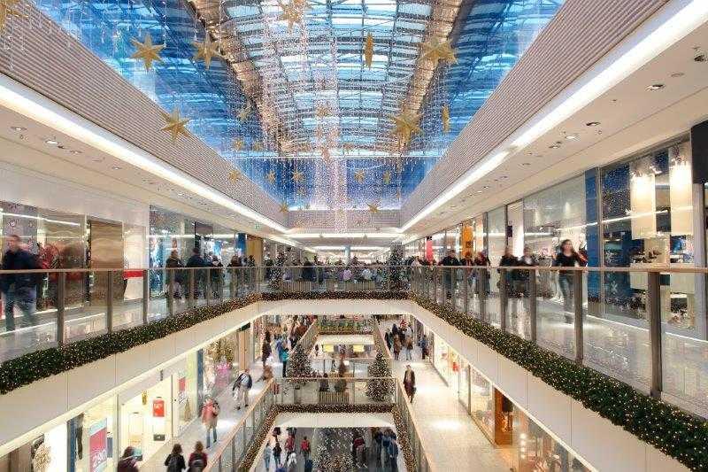 Shopping Centers e Grandes Empresas