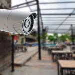 Serviço de câmera de segurança